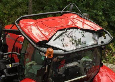 panoramadach außen Traktor Sommer Frühjahr-min